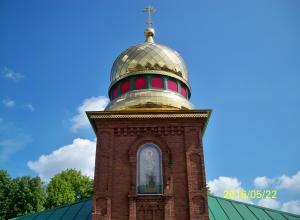 Каунасскому храму - 110 лет, 2016-05-22