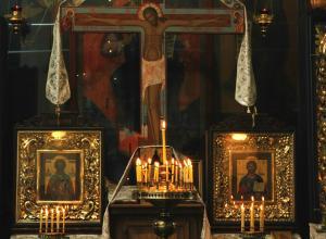 Благославление духовного наставника в Каунасе 2014-06-15