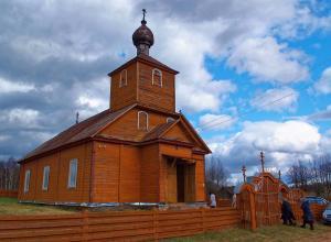 Пасха в Райстинишкской общине 2015-04-12